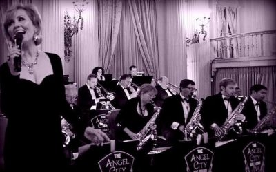 Music & Dancing   To The Sounds Of The Angel City Big Band   Special Vocalist Bonnie Bowden Saturday March 25, 2017 RSVP Please