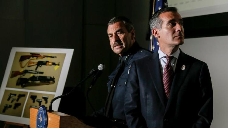 Los Angeles Crime Rises For The Third Year In A Row